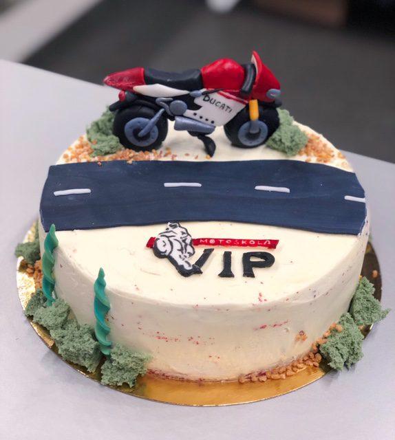 korporatīvā kūka, kas cepta vienam no mūsu klientiem