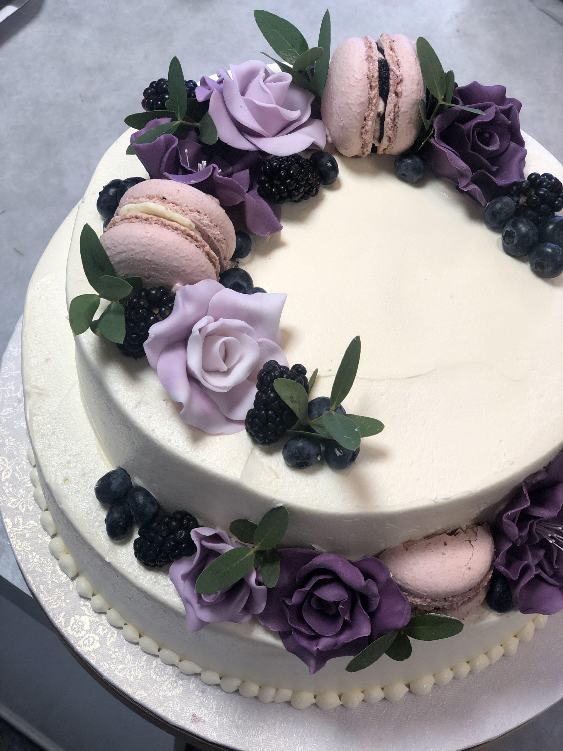 dzimšanas dienas kūka ar makarūniem