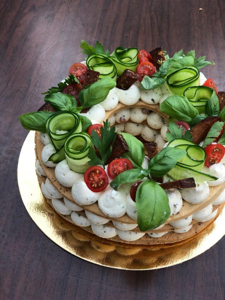 mūsu sāļā kūka